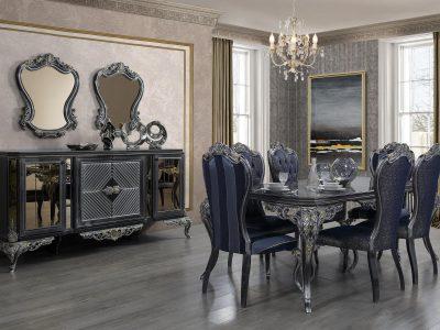 Klasik & Avangart Yemek Odası Takımları